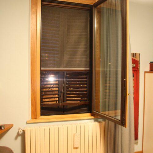 Serramenti legno-alluminio - finestra