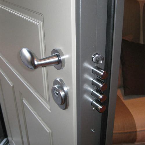 Castello Srl - Porta blindata - Sistemi di sicurezza