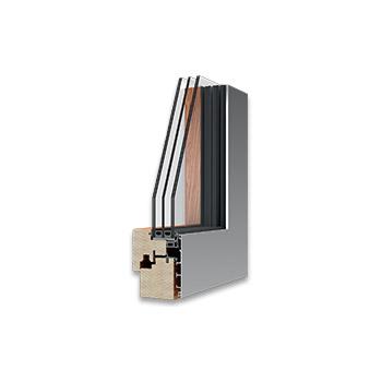 Castello Srl - Satin serramenti in legno-alluminio