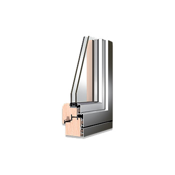Castello Srl - Thermic serramenti in legno-alluminio