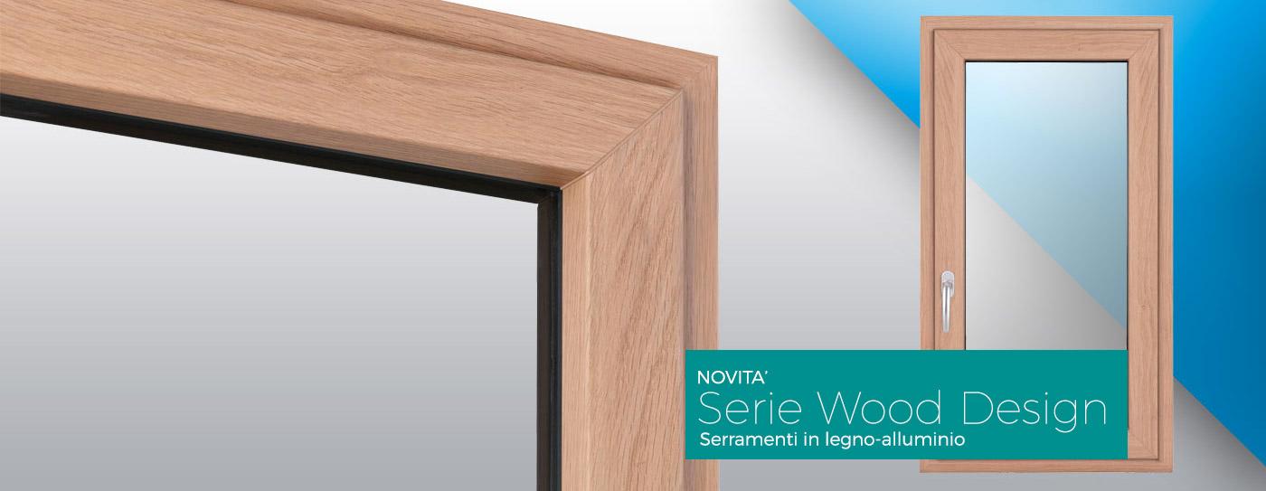 Castello Srl - Novità Wood Design