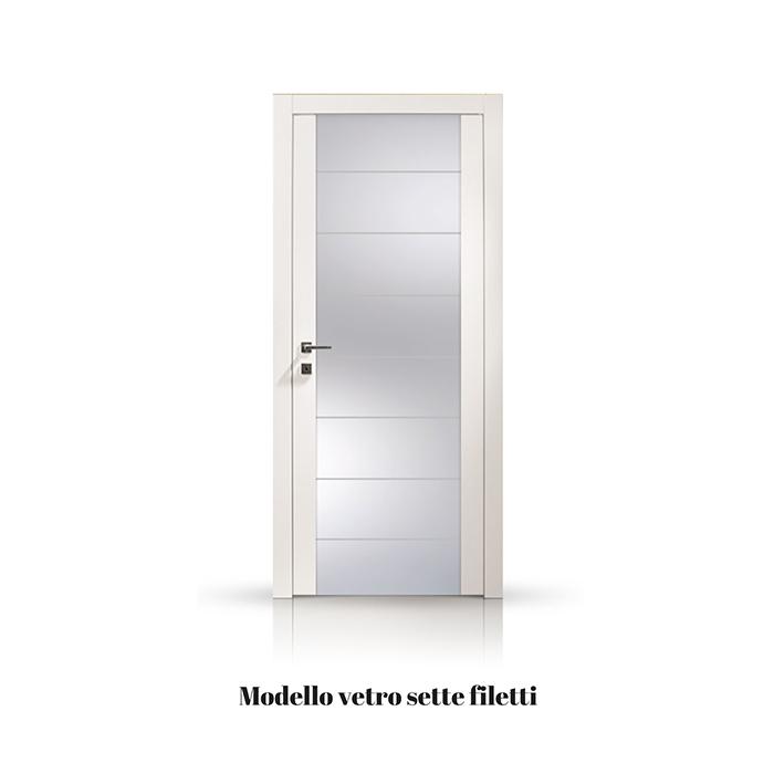 Porte interne a bergamo e provincia castello srl - Porte interne moderne ...